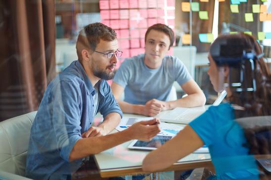 Business conversation